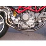 Krümmer Ducati Monster S2R 1000