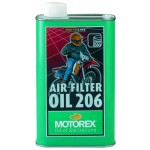 Motorex Air Filter Oil 206