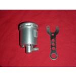 Bremsflüssigkeitsbehälter Aluminium
