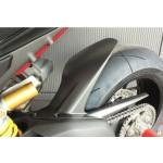 Carbon Kotflügel/Radabdeckung hinten - Panigale V4