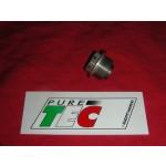 Alu Öl Ablassschraube mit Magnet