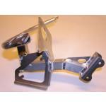 Aluminium Verkleidungshalter Racing RSV4