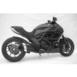 Zard Slip-on für Ducati Diavel