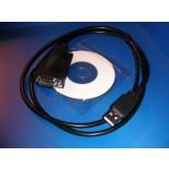 Kabel USB zu Seriell Adapter RS232 9polig