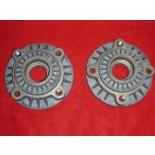 Bremsscheibenadapter 4 Loch Vorderrad MAGNESIUM