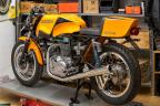 Klaus Dapra, Austria - Bevel 900 Sport project