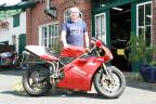 """Michael Treptow 996 - New engine with """"Big-Bore"""""""