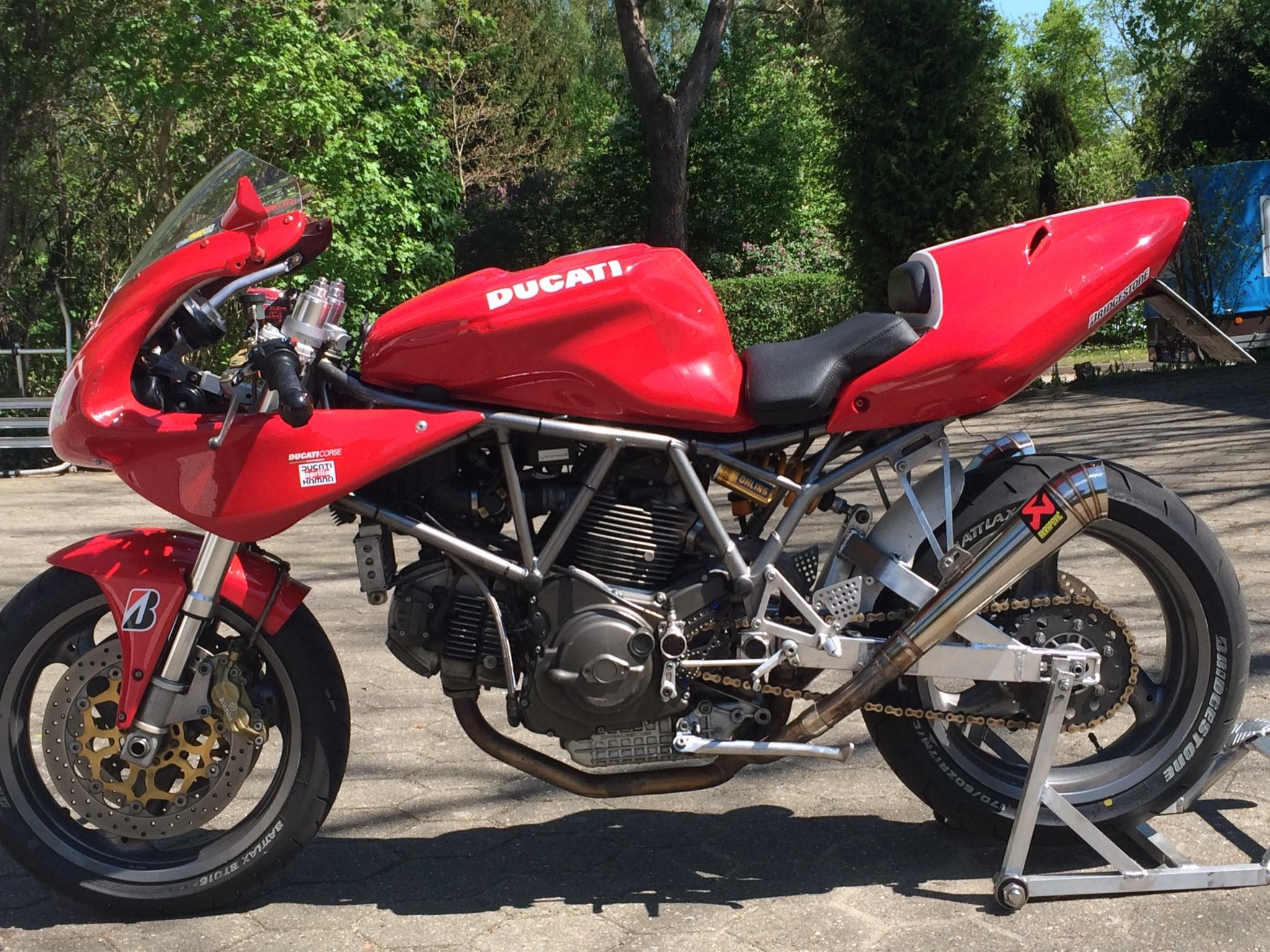 Ducati Aprilia Kämna - die Spezialisten für Motorrad-Zubehör